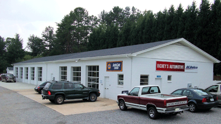 Richeys Automotive | 828-495-7210 | 188 Automotive Ln, Hickory NC 28601